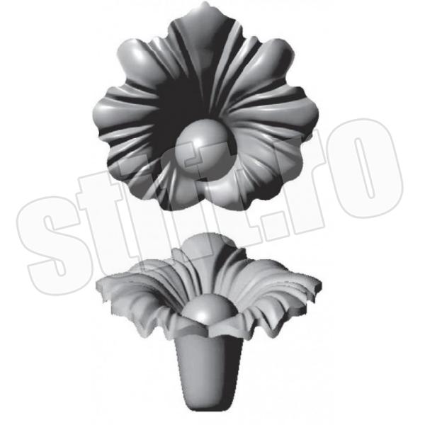 Floare forjata 05-097