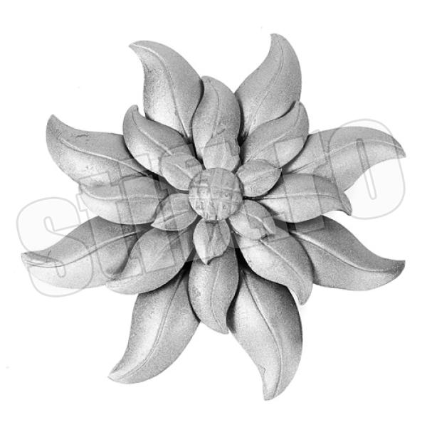 Floare forjata 05-350