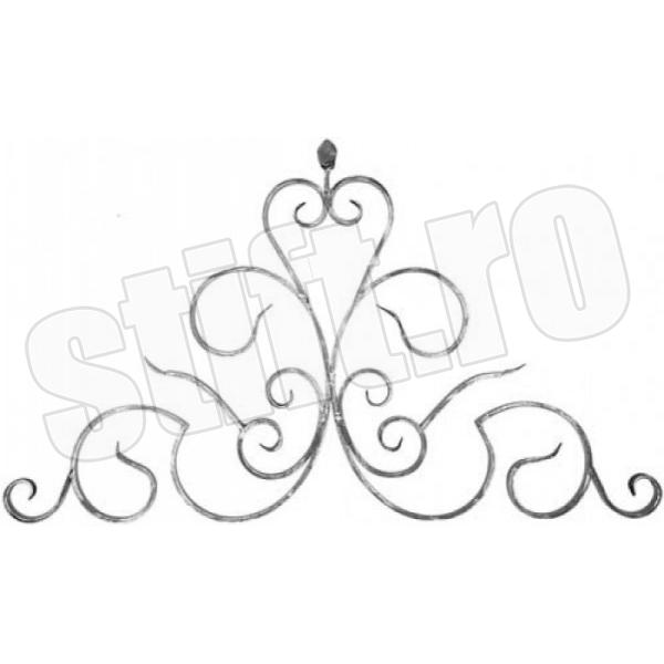 Ornament superior 11-011/1