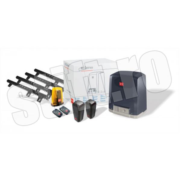 Kit Automatizare 25-601 poarta culisanta BFT, 400kg DEIMOS A400 BT + 4 cremaliere