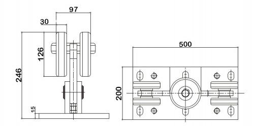 Carucior 25-240/L