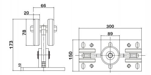 Carucior 25-240/M