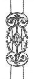 Panou balustrada 02‑350
