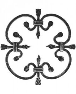 Rozeta 10‑010