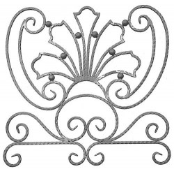 Ornament central 10-125/4