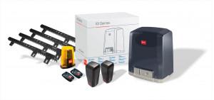 Kit Automatizare 25-601 DEIMOS A400 BT  + 4 CREMALIERE