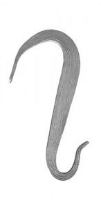 Frunza din tabla Iedera 04‑710
