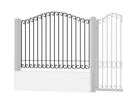 Panou Gard Mediu M10